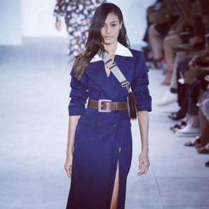 joansmalls for michaelkors fashionweek ss17 fashion instafashion catwalk fashionshow blackmodelhellip