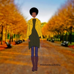 Autumn is here! fashion instafashion missbb autumnoutfit illustration fashionillustration fashionweekhellip
