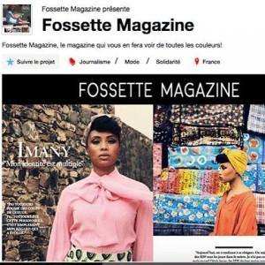 Lancement du premier magazine de mode metissee et diversit culturellehellip