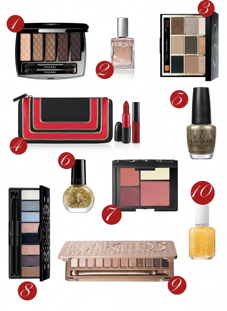 idee cadeaux noel 2013 maquillage
