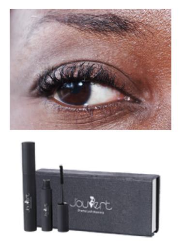 mascara femme noire