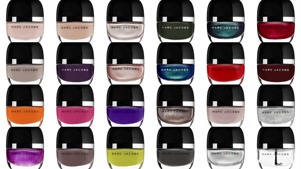 vernis marc jacobs beauty