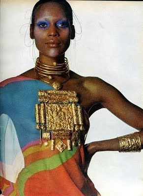 naomi sims the first black model