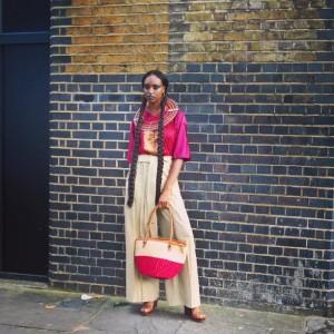 Africa street festival london shoreditch fashion instafashion africanfashion Continue Readinghellip