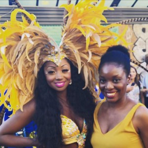 Having a good time at nottinghillcarnival london Continue Reading rarr