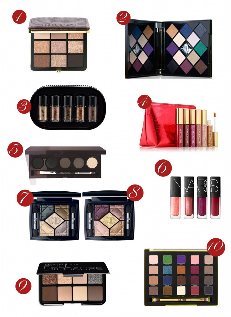 idee cadeaux noel maquillage 2014