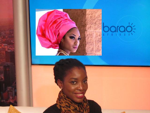 kitoko vox africa  barao afrika signification attaché foulard