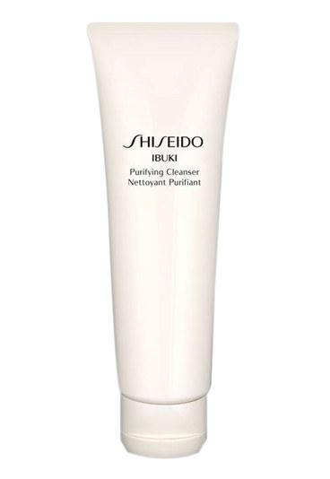 nettoyant doux Ibuki de Shiseido