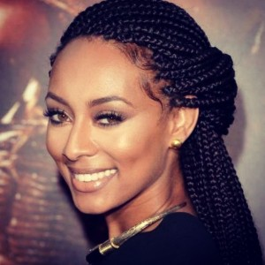 I love kerihilson with braids hairstyle blackhairstyle afrohairstyle boxbraids Continuehellip