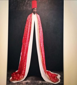 Zohra Opoku Inner portrait by photographer Mamouna Guerresi 154artfair contemporaryarthellip