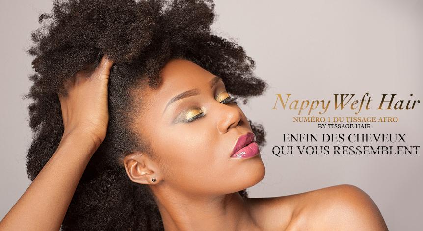 nappywefthair tissage cheveu crépu