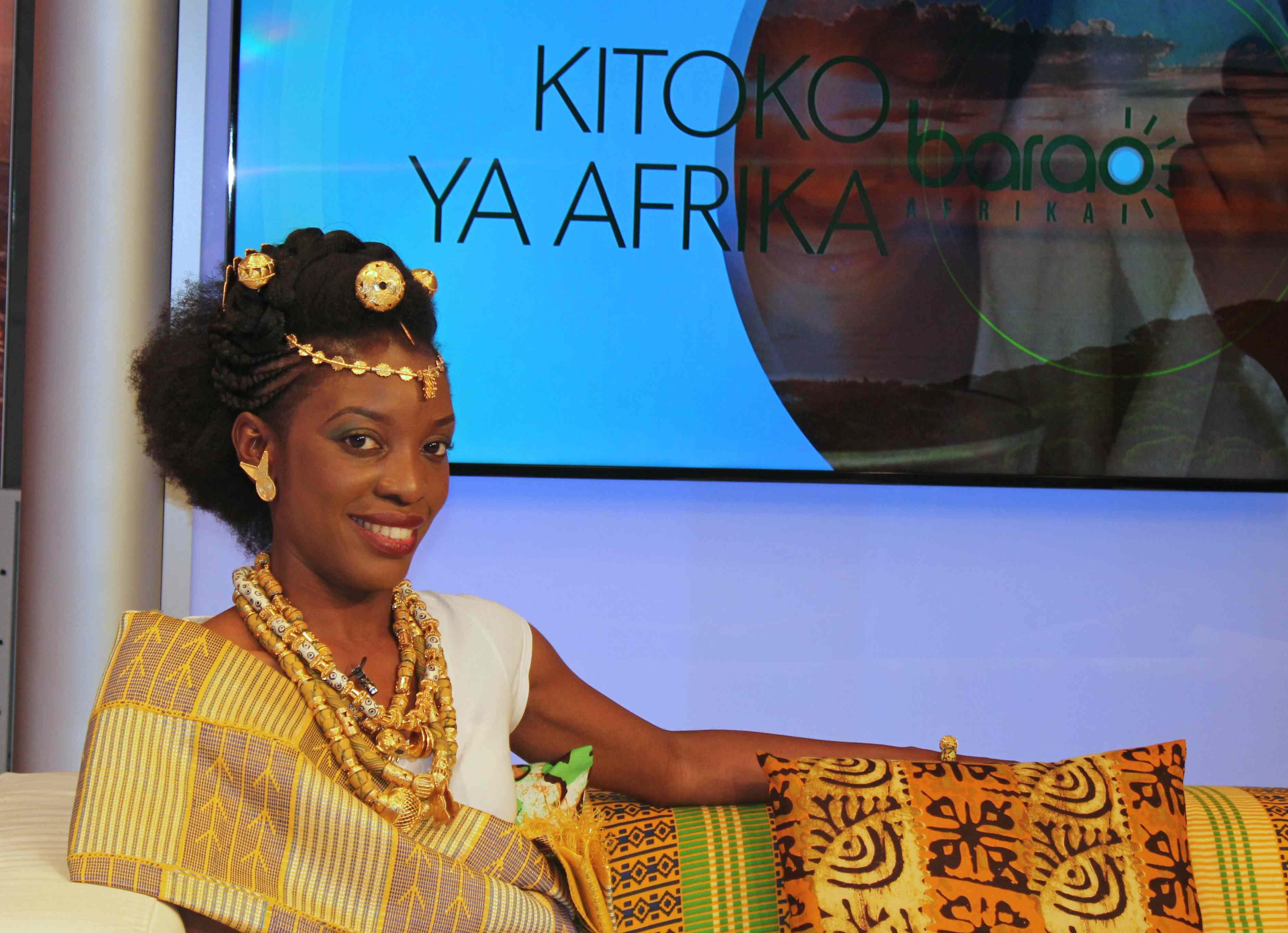 8L chroniqueuse beaute tv voxafrica fashion beauty pundit