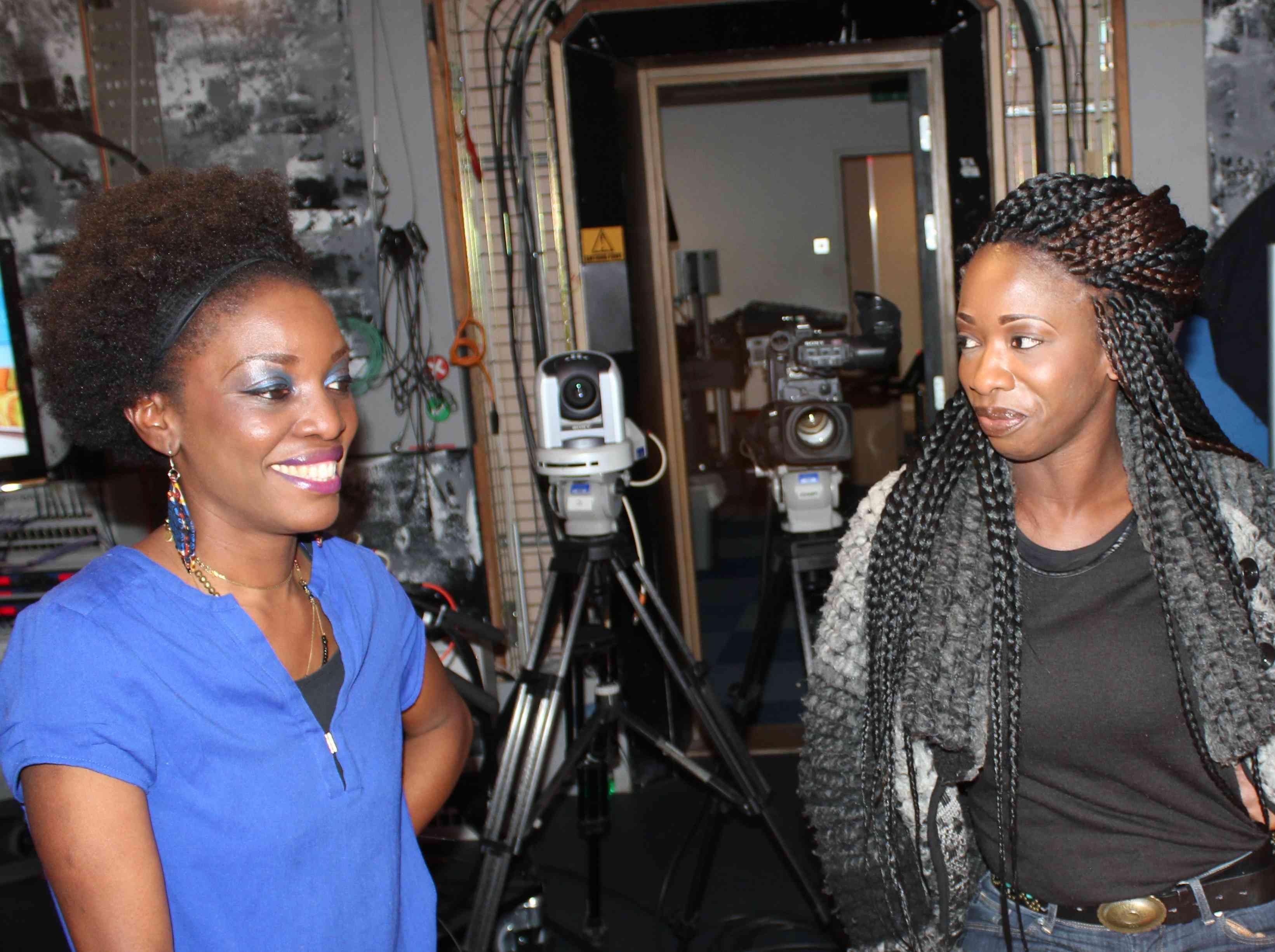 9L chroniqueuse beaute tv voxafrica fashion beauty pundit