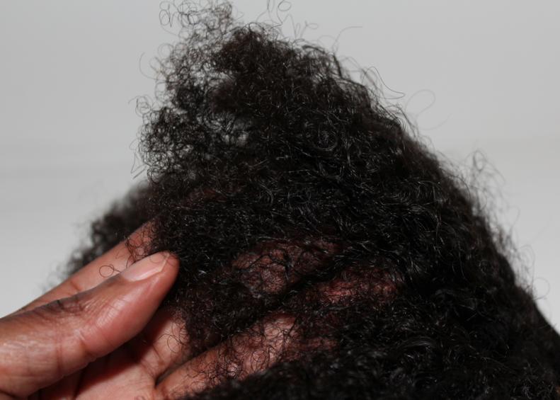 5 tissage crépu afro brésilien kinky weave nappy weft hair