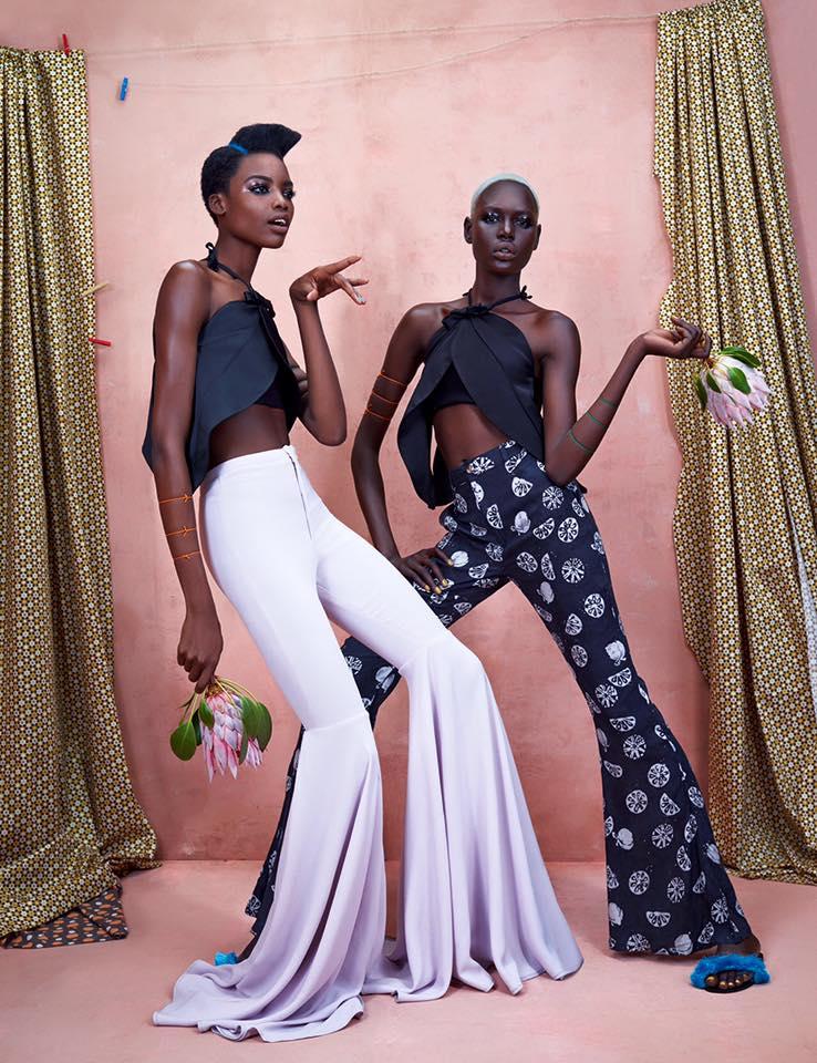 ajak deng maria borges african designers