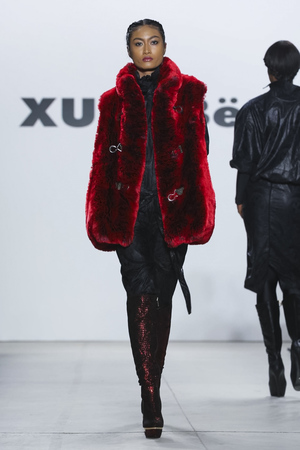 Xuly Bet Fashion Show, Ready To Wear Collection Fall Winter 2016 in New York
