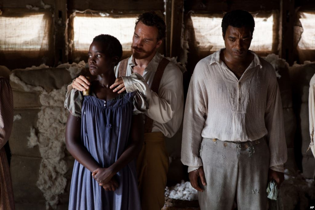 lupita nyong'o 12 years as a slave