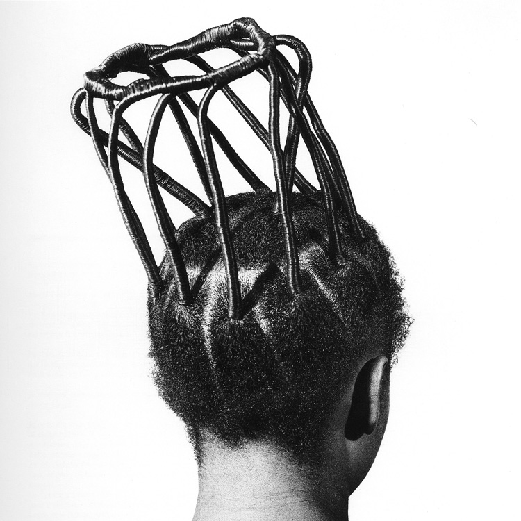 11 J.D. Okhai Ojeikere traditional nigerian hairstyles series