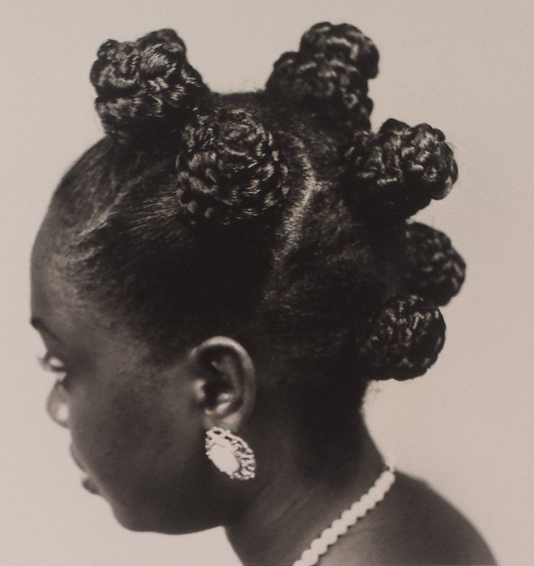 17 J.D. Okhai Ojeikere traditional nigerian hairstyles series