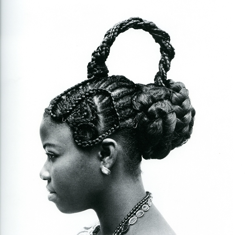 4 J.D. Okhai Ojeikere traditional nigerian hairstyles series