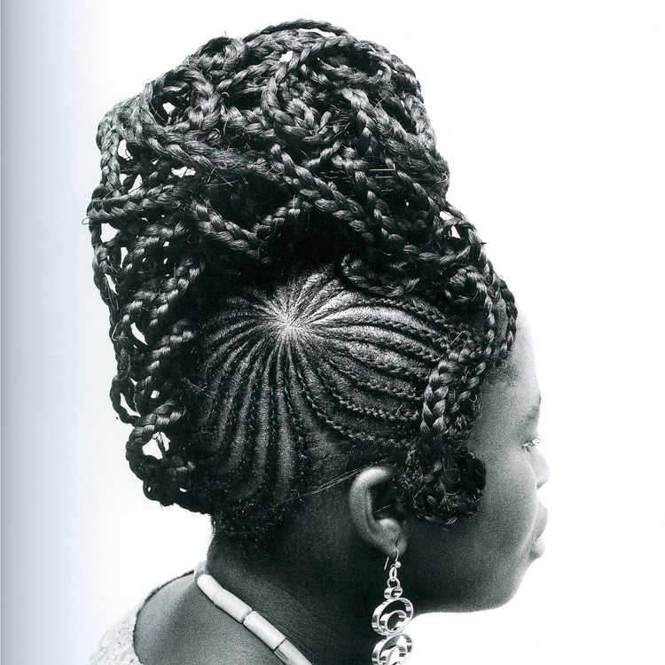 9 J.D. Okhai Ojeikere traditional nigerian hairstyles series