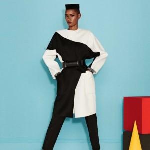 Ysaunny Brito for maxmara resort collection 2016 fashion instafashion blackmodelhellip