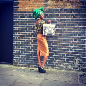 africanstreetstyle Gele iro and buna fashion instafashion africanfashion Continue Readinghellip