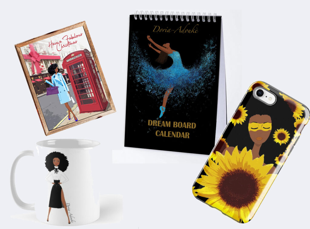 Black Girl Gift Guide