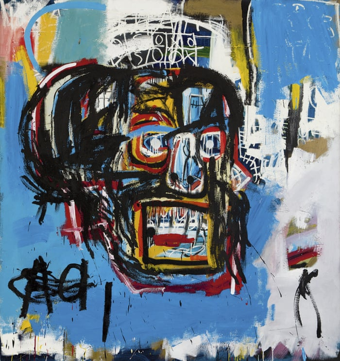 jean michel basquiat black artist