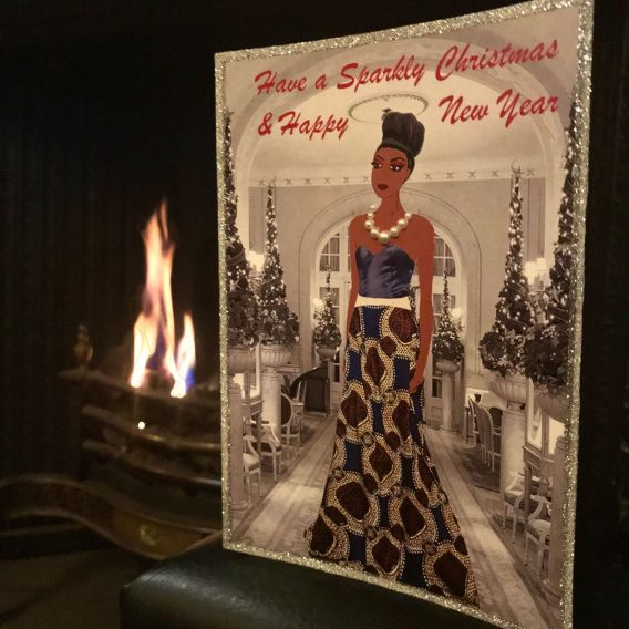 african-illustration-christmas-cards