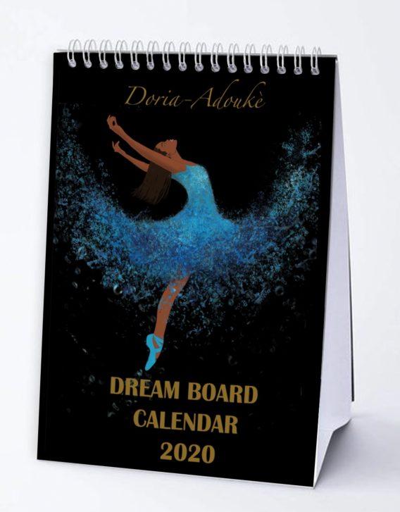 Black women calendar