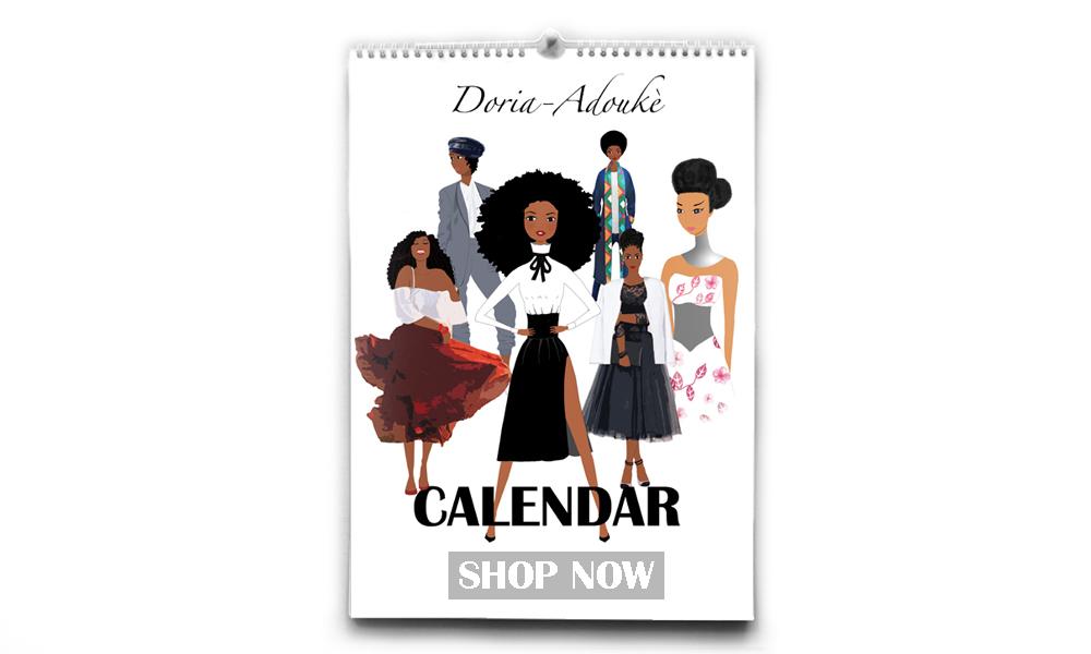 Doria-Adoukè calendar 2020