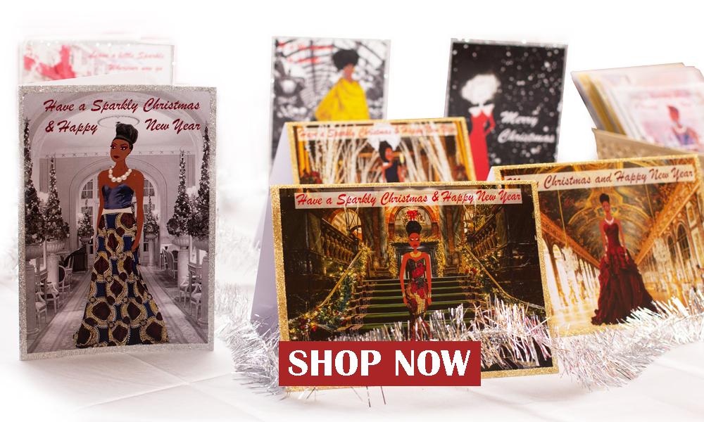 Doria-Adoukè Christmas cards